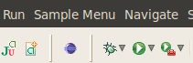 Hello World Menu